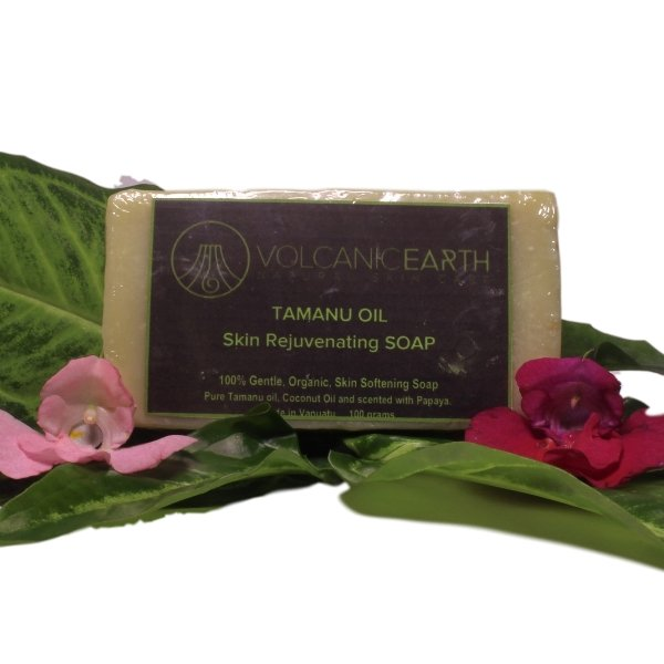 Tamanu Oil Soap - KiraVogue