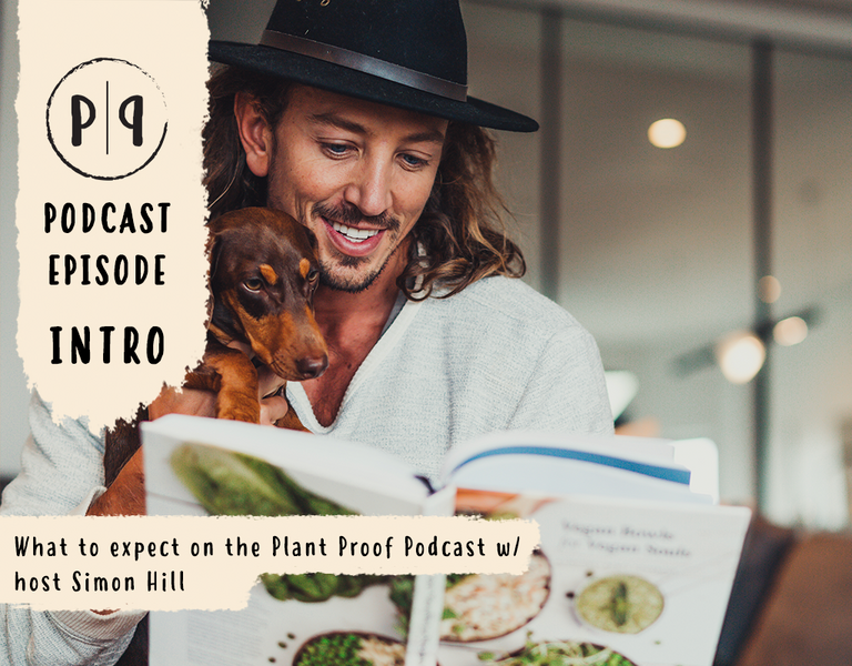 Five Incredible Podcasts to help you become more eco conscious and plant focused