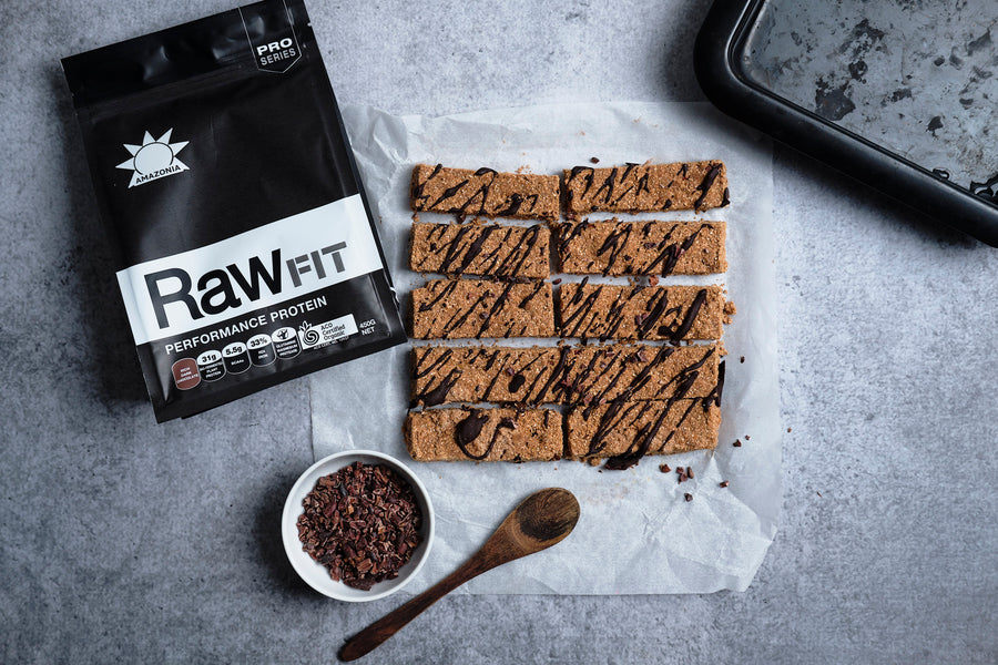 RawFit Performance Protein Bars