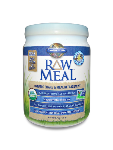 Garden of Life Raw Organic Meal Replacement - Vanilla