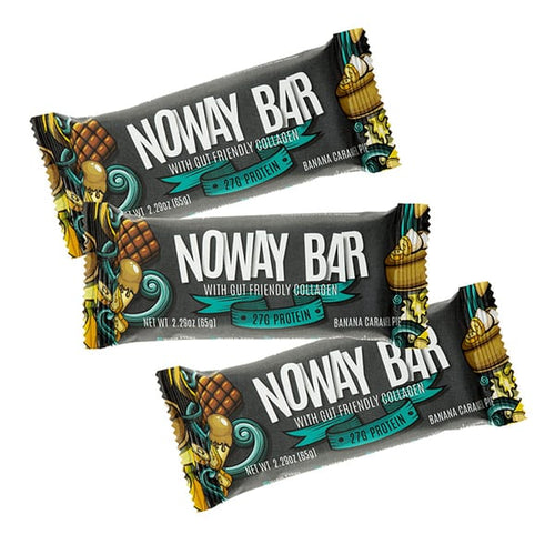 ATP Science Noway Collagen Bar - Banana Caramel Pie