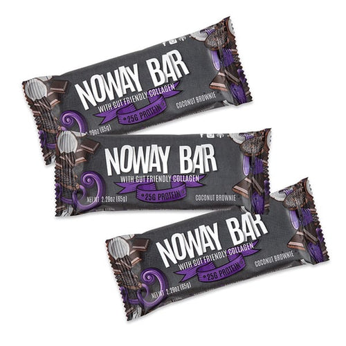 ATP Science Noway Collagen Bar - Coconut Brownie