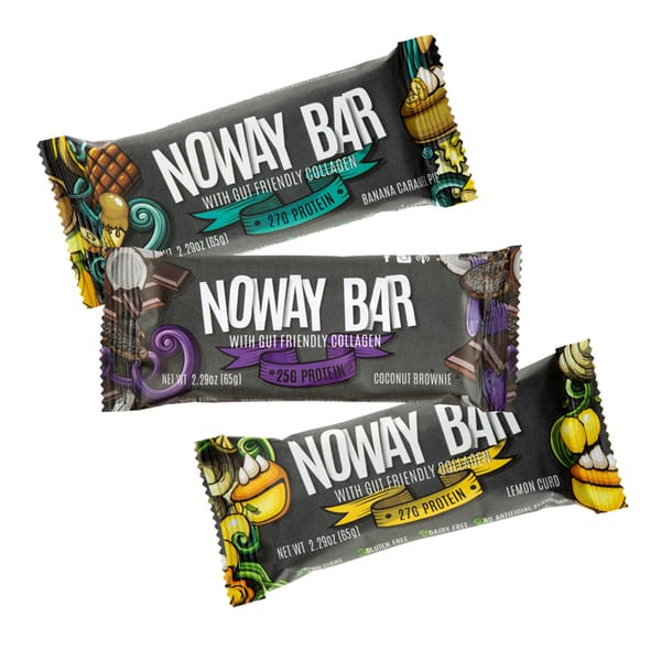 ATP Science Noway Collagen Bar - Box of 12