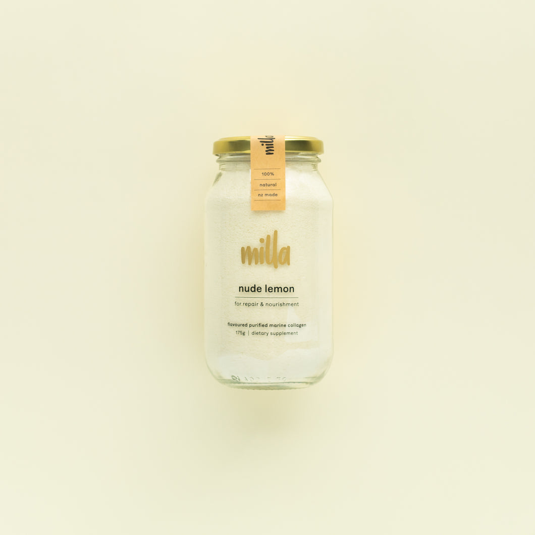 Milla Collagen - Nude Lemon