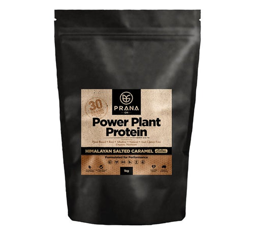 PranaOn Power Plant Protein - Chocolate