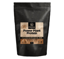 Load image into Gallery viewer, PranaOn Power Plant Protein - Himalayan Salted Caramel
