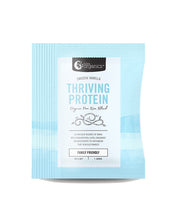 Load image into Gallery viewer, Nutra Organics Thriving Protein - Smooth Vanilla *Single Serve Sachet*