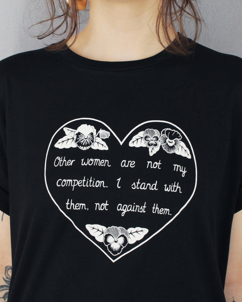 Competition Fairtrade Shirt Black