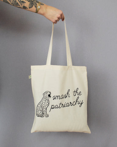 Smash The Patriarchy Bag