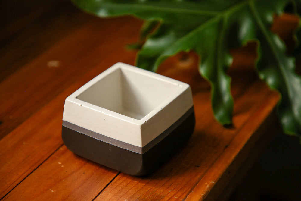 Fox + Flower - Concrete Planters