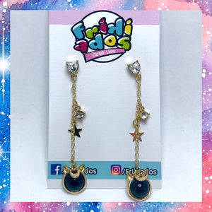 Aros Luna sailor moon