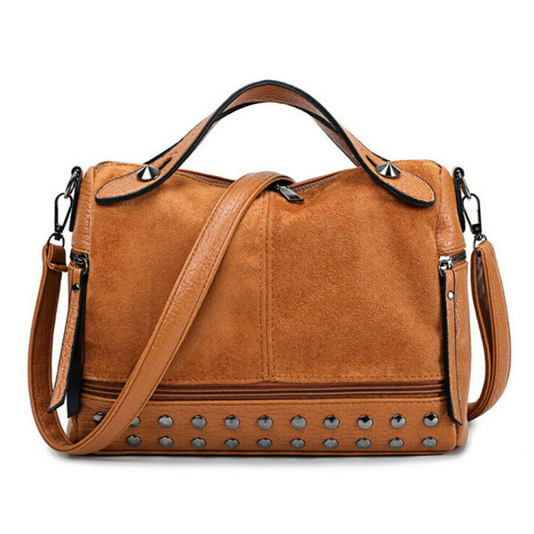 Women's large-capacity shoulder bag - shoplatenight