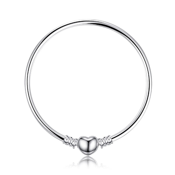 Sterling Silver Bangle - shoplatenight