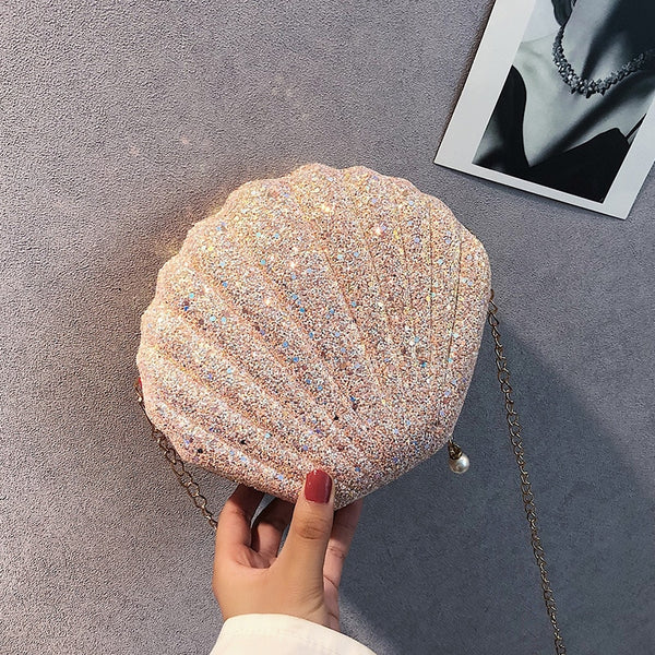 Small Shell Bag - shoplatenight