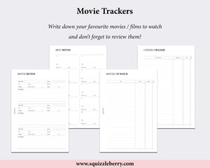 Movie & TV Bundle - Personal Wide | SquizzleBerry