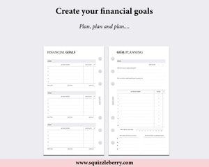 Finance Bundle - Personal | SquizzleBerry