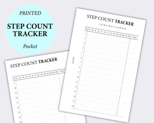 Step Count Tracker - Pocket