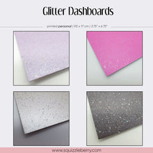 Load image into Gallery viewer, Glitter Dashboard - Personal | SquizzleBerry
