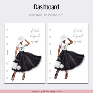 "Fashion ""Bad Vibes"" Dashboard - Pocket 