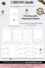 Load image into Gallery viewer, Christmas Bundle - Personal | SquizzleBerry