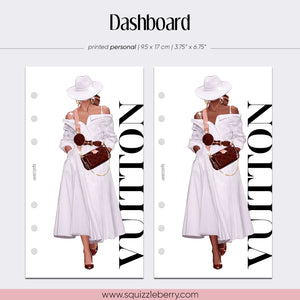 Vuitton Dashboard - Personal | SquizzleBerry