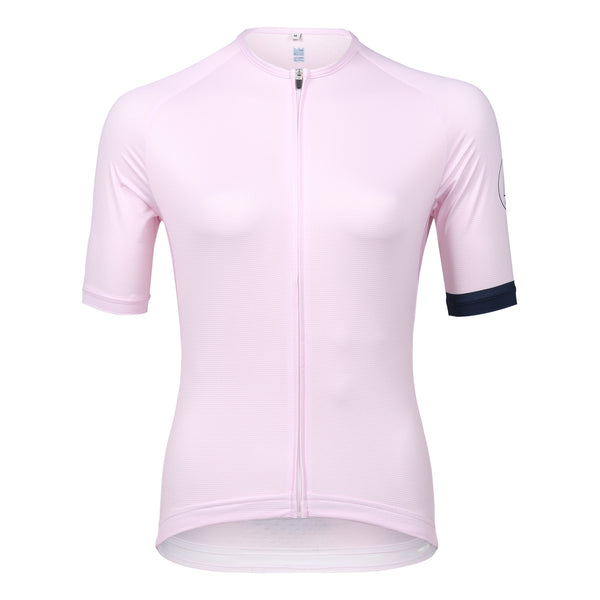 Queen Of The Road Jersey. (pink/navy)