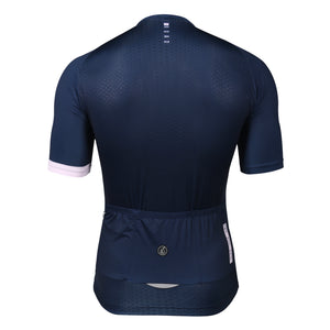King Of The Road Jersey. (navy/pink)
