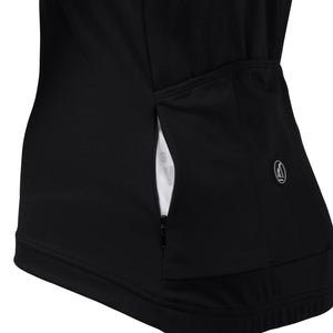 Merino Wool Short Sleeve Jersey. Women's