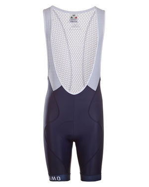 Grimpeur Navy Bib Short. Men's