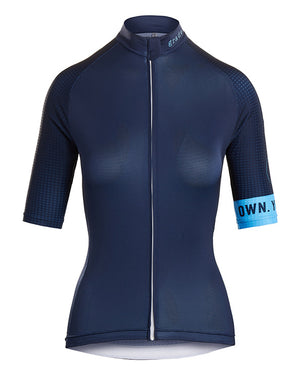 Queen Of The Road Blue Jersey. Women's