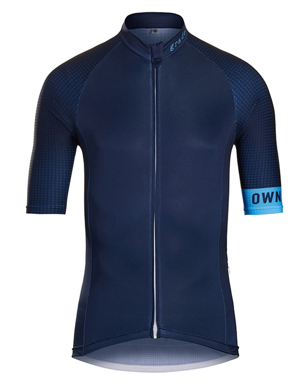 King Of The Road Blue Jersey. Men's