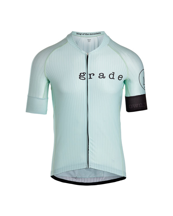 King Of The Mountain Jersey - Mint. Men's