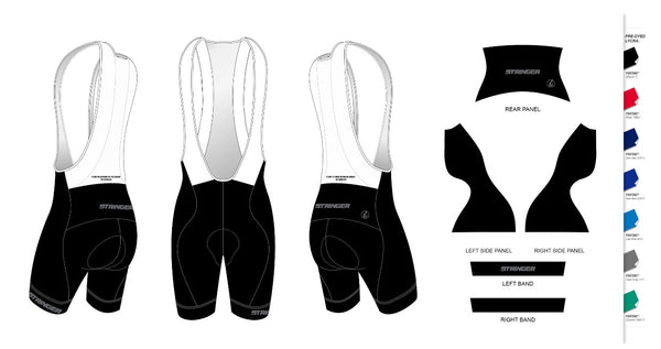 Custom - Stringer Team Bib-Short