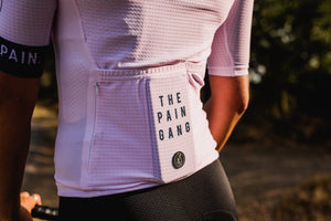 Queen Of The Road Pink Jersey. Women's