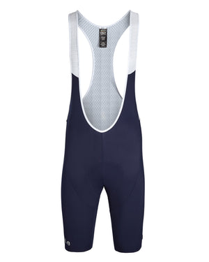 King of the Mountain Bib Short. Navy - Men's