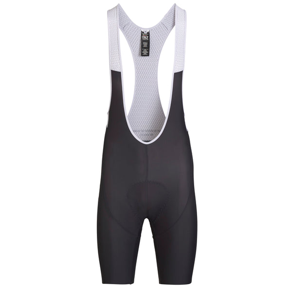 King of the Mountain Bib Short. Gray - Men's