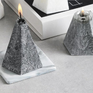 Nordic Cone Essential Oil Candle - OYRISS