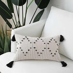Woven Pillow Cover