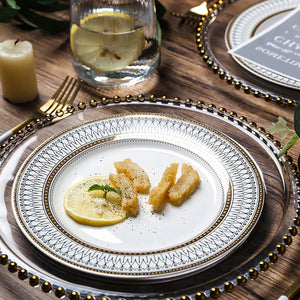 Luxury Gold Tableware Set - OYRISS