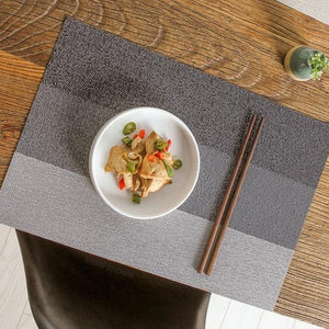 Heat Resistant Placemat Set 4 pieces - OYRISS
