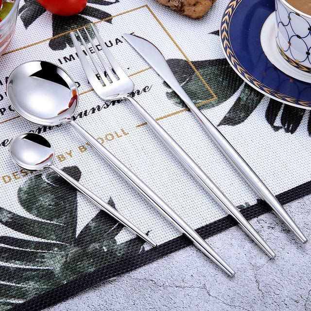 Stainless Steel Cutlery Set - OYRISS