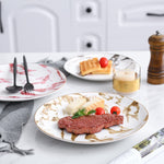 Round Ceramic Tableware Set - OYRISS
