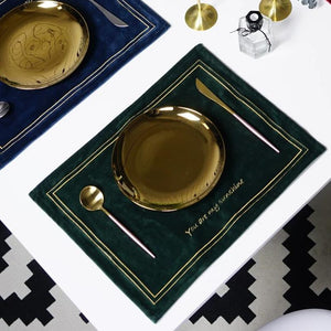 Luxury Cloth Placemat - OYRISS
