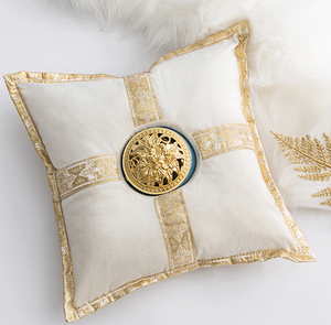 Luxury Middle East Pillow Cover - OYRISS