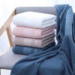 Pure Cotton Absorbent Hotel Towel