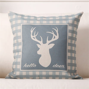 Nordic Christmas Pillow Cover - OYRISS