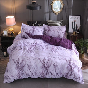 Marble Bedding Set - OYRISS