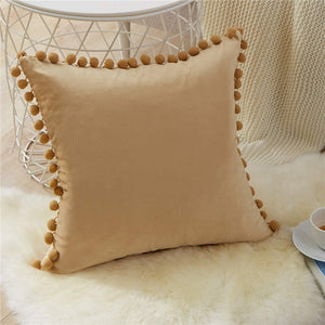 Soft Velvet Pillowcase