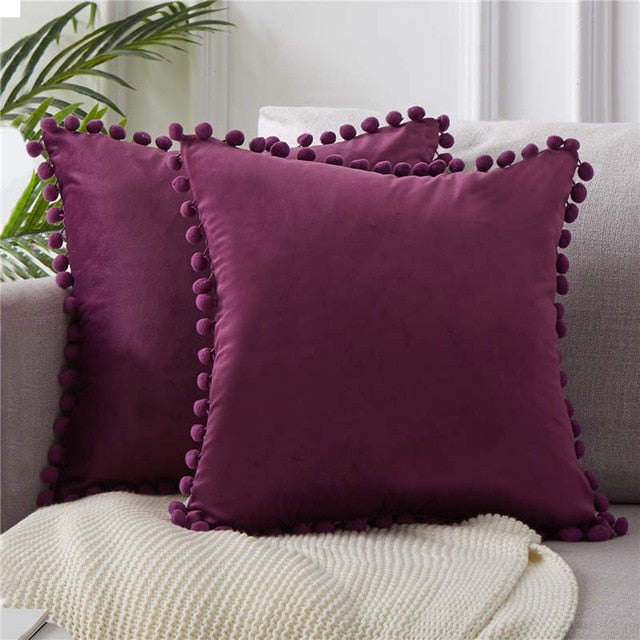 Soft Velvet Pillowcase - OYRISS