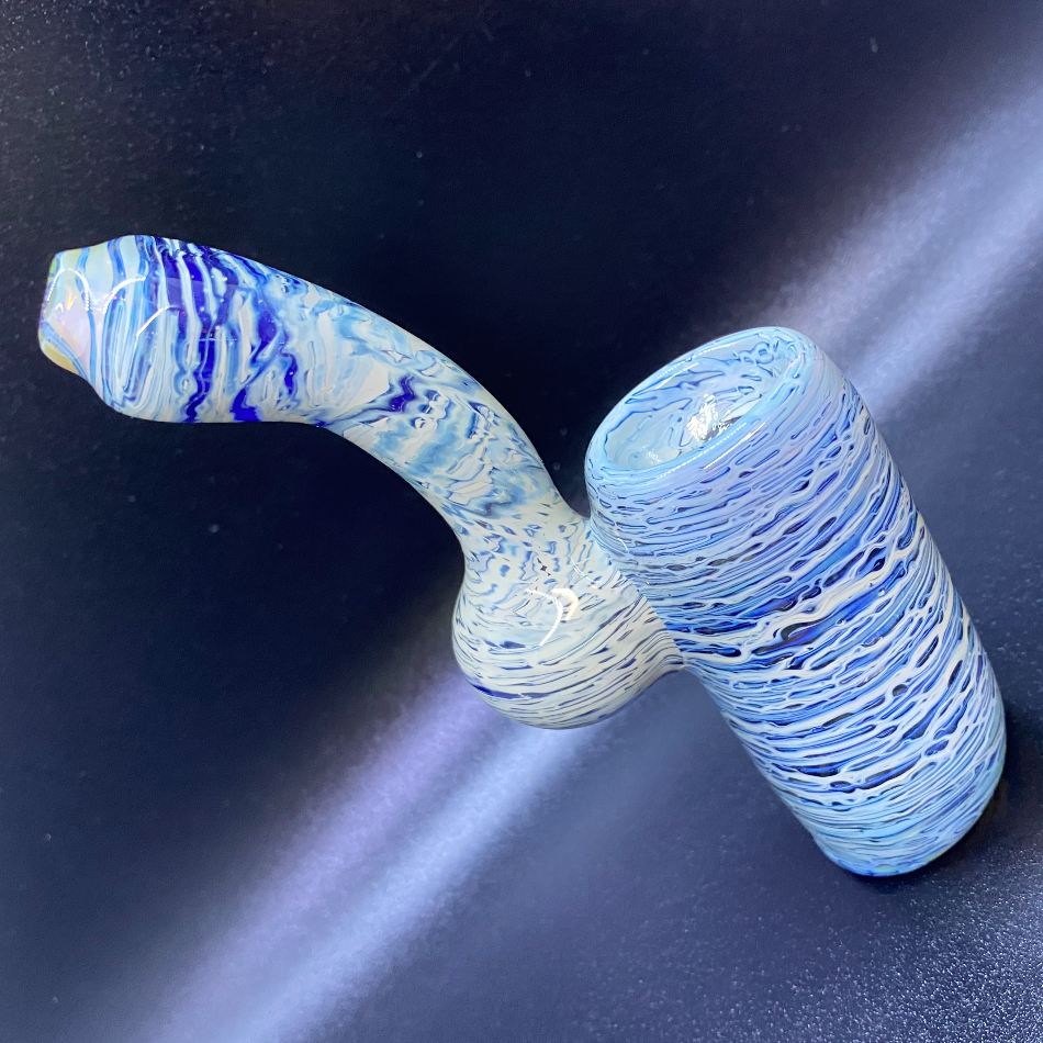 "5"" Mini Dye Color Tube Bubbler"